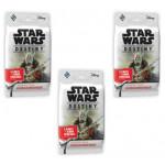 SOTTOCOSTO: 3x Star Wars Destiny Booster Pack Convergenze