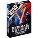 Star Wars - Playing Cards Heroes & Villains Deck