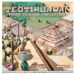 Teotihuacan Espansione Tardo periodo Preclassico in italiano