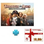 Through the Ages con buono acquisto prossimo ordine