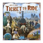 Ticket to ride Francia + Vecchio West