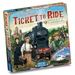 Ticket to Ride Map Collection Volume 7 - Italia & Giappone