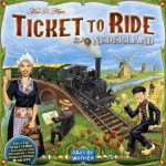 Ticket to Ride Map Collection Volume 4 Nederland