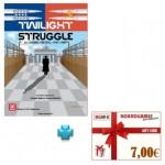 Twilight Struggle - Deluxe Edition con buono prossimo acquisto