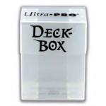 Deck Box - Porta Mazzo Bianco