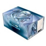 Scatola portacarte Magic - Blue Diamond Dragon
