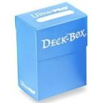 Deck Box - Porta Mazzo Azzurro