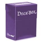 Deck Box - Porta Mazzo Viola
