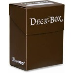 Deck Box - Porta Mazzo Marrone