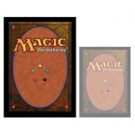Deck Protector - Bustine Protettive Magic - Oversized - Magic Back (24)