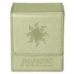 Porta Mazzo Magic - Mana Flip Box Bianco
