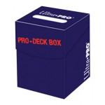 Deck Box - Porta Mazzo Pro-100+ - Blu