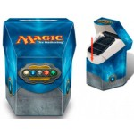 Porta Mazzo Magic - Commander - Blu