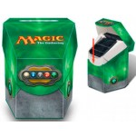 Porta Mazzo Magic - Commander - Verde