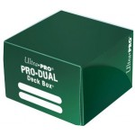 Deck Box - Porta Mazzo Pro-Dual - Verde