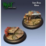 Sewer 40mm Bases (2)