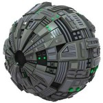 Star Trek Attack Wing: Borg Sphere 4270