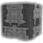 Star Trek Attack Wing: Tactical Cube Borg