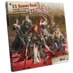 Zombicide Black Plague: Esp. 11 Extra Tiles Pack
