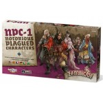 Zombicide Black Plague: Esp. NPC 1