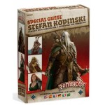 Zombicide Black Plague: Special Guest Box - Stefan Kopinski