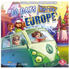 10 Days in the Europe in italiano