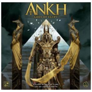 PREORDINE: ANKH Divinità Egizie