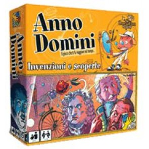 ANNO DOMINI 04 INVENZIONI E SCOPERTE
