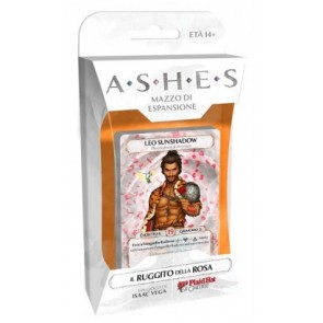 Ashes - Il Ruggito della Rosa