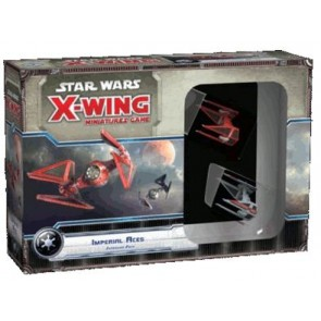 Star Wars XWing Assi imperiali