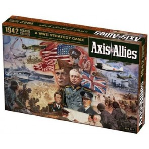 Axis & Allies 1942 - second edition