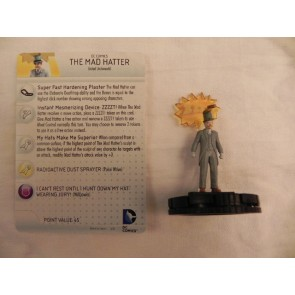 The Mad Hatter - Batman Heroclix Serie Classica