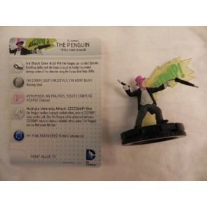 The Penguin - Batman Heroclix Serie Classica