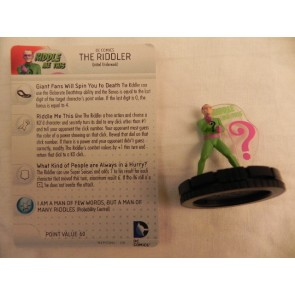 The Riddle - Batman Heroclix Serie Classica