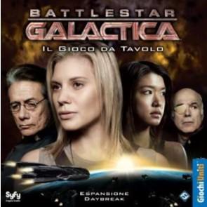 Battlestar Galactica - Espansione Daybreak