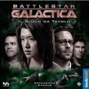 Battlestar Galactica - Espansione Exodus