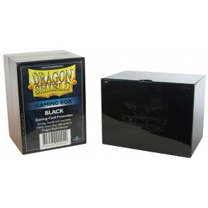 Dragon Shield - GAMING BOX - BLACK