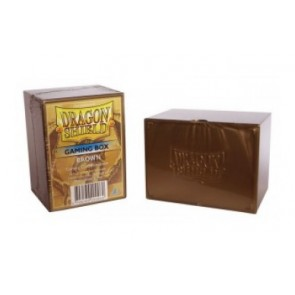 Dragon Shield - GAMING BOX - BROWN