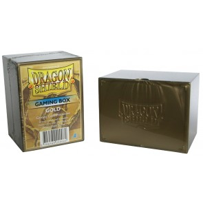 Dragon Shield - GAMING BOX - GOLD