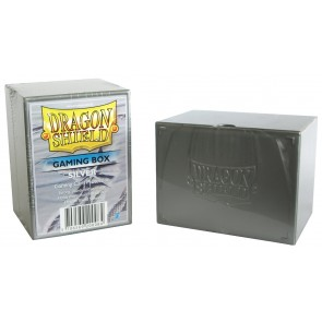 Dragon Shield - GAMING BOX - SILVER