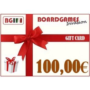 Buono regalo da 100,00€