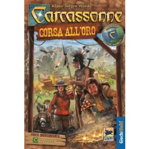 Carcassonne Corsa all'oro