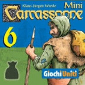 Carcassonne - Mini espansioni - Il brigante