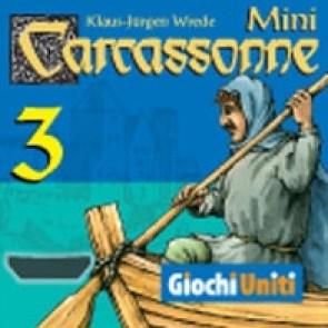 Carcassonne - Mini espansioni - Il traghetto
