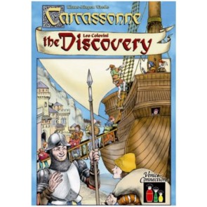 Carcassonne - The Discovery