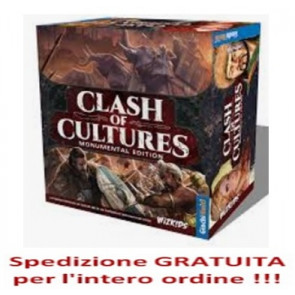 PREORDINE: Clash of Cultures Monumental Edition in italiano