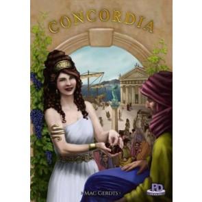 Concordia - Espansione Britannia e Germania
