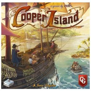 Cooper island in italiano