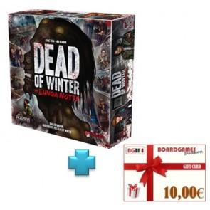 Dead of winter La lunga notte con buono prossimo acquisto