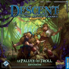 Descent II - Espansione Le Paludi dei Troll